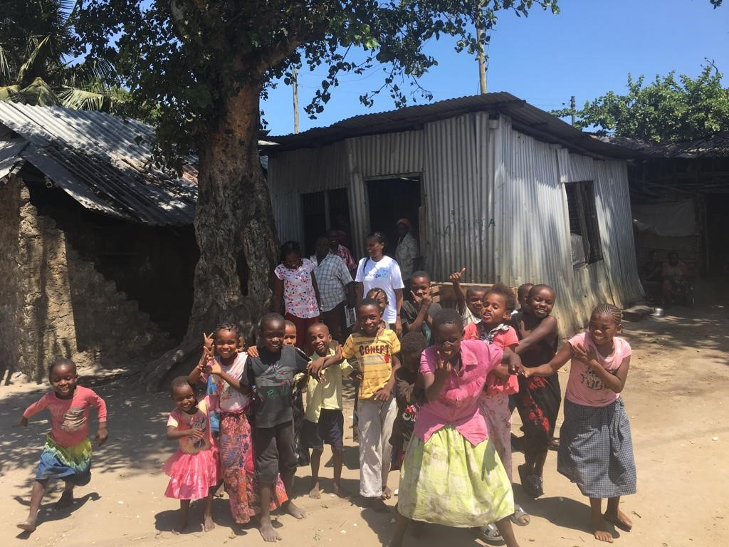 CHILDREN REAL POVERTY IN MATAPENI